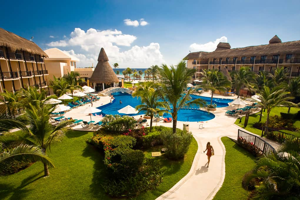 Hotel Catalonia Yucatan Beach Resort