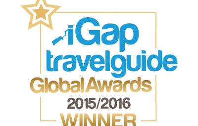 Global Awards Winner white